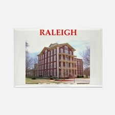 raleigh Rectangle Magnet