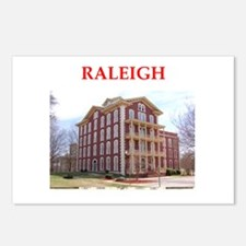 raleigh Postcards (Package of 8)