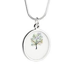 Rainbow Tree Necklaces