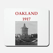 oakland Mousepad