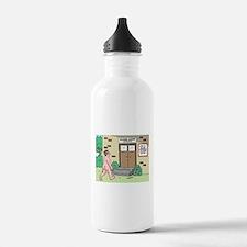 We Never Clothe Water Bottle