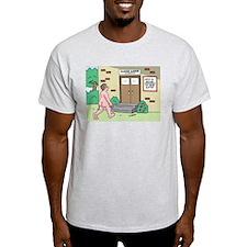 We Never Clothe T-Shirt