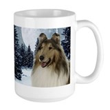 Collie Mugs