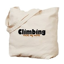 'Climbing' Tote Bag