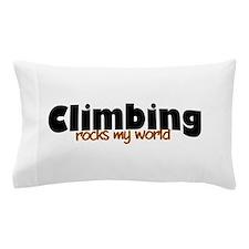 'Climbing' Pillow Case