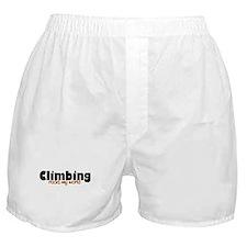 'Climbing' Boxer Shorts