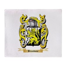 Brandone Throw Blanket