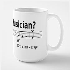 Musician Massage Mug