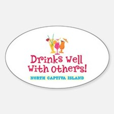 North Captiva-Drinks Well Decal