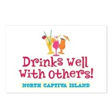 North Captiva-Drinks Well Postcards (Package of 8)