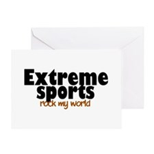'Extreme Sports' Greeting Card