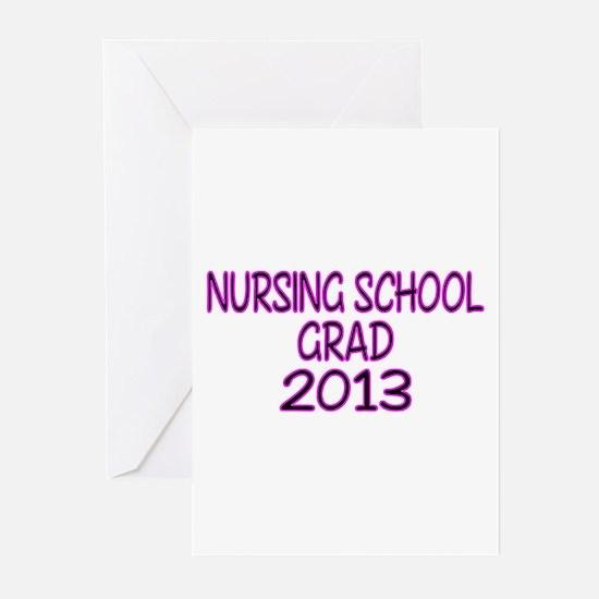 2013 NURSING SCHOOL copy Greeting Cards (Pk of 20)