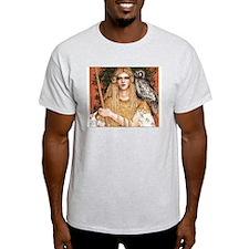Athena Goddess Tee Shir T-Shirt