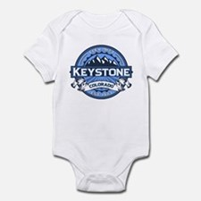 Keystone Blue Infant Bodysuit