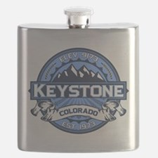 Keystone Blue Flask