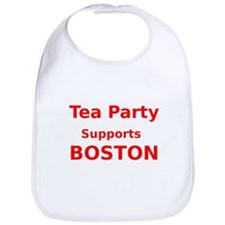 Tea Party Supports Boston Bib