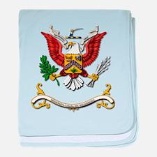 7th Cavalry Regiment baby blanket