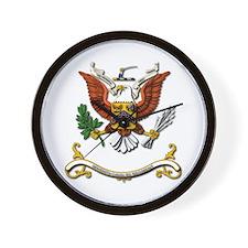 7th Cavalry Regiment Wall Clock