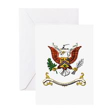 7th Cavalry Regiment Greeting Card