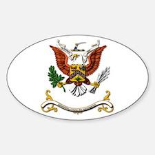 7th Cavalry Regiment Sticker (Oval)