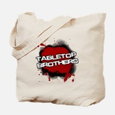 Tabletop Brothers Tote Bag
