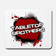 Tabletop Brothers Mousepad