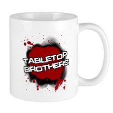 Tabletop Brothers Small Mugs