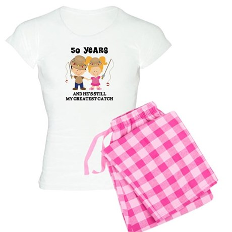 10th Anniversary Moose Women's Light Pajamas