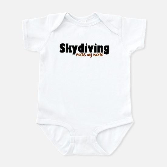 'Skydiving' Infant Bodysuit