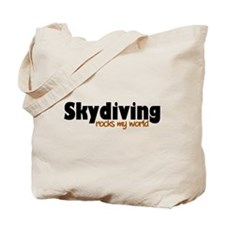 'Skydiving' Tote Bag