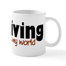 'Skydiving' Mug
