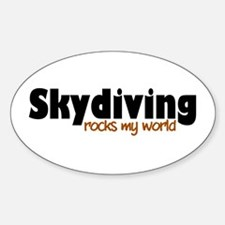 'Skydiving' Decal