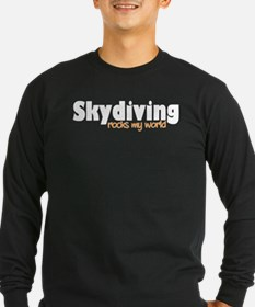 'Skydiving' T