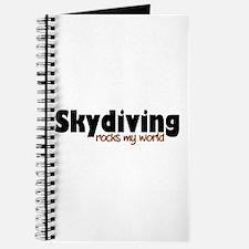 'Skydiving' Journal