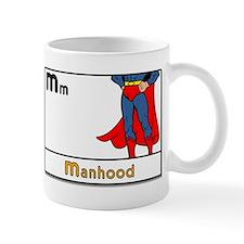 Super Manhood Mug