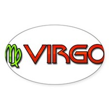 Virgo Decal