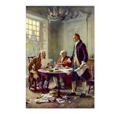 Declaration of Independence 1776 Postcards (Packag