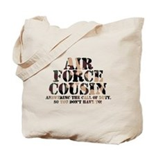 AF Cousin Answering Call Tote Bag