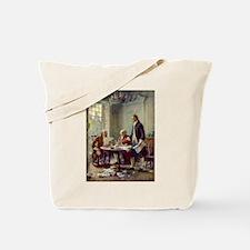 Declaration of Independence 1776 Tote Bag
