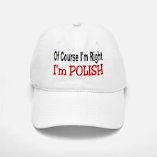 POLISH Baseball Baseball Cap