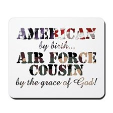 AF Cousin grace of God Mousepad