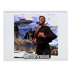 Rev. Stang's 2013 SubGenius Calendar