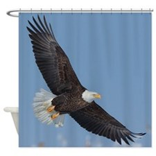 Soaring High Shower Curtain
