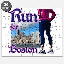 Run for Boston, MA Puzzle