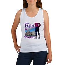 Run for Boston, MA Tank Top
