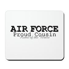Proud AF Cousin Mousepad