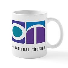Purple, Teal, Blue OT Small Mug