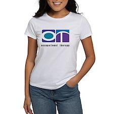Purple, Teal, Blue OT T-Shirt