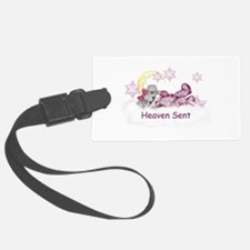 Heaven Sent! Luggage Tag