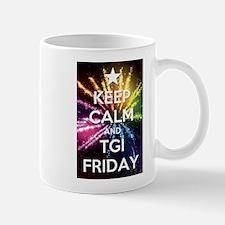 Keep Calm and TGI Friday Mug